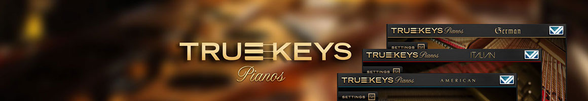 VI Labs Truekeys: Pianos