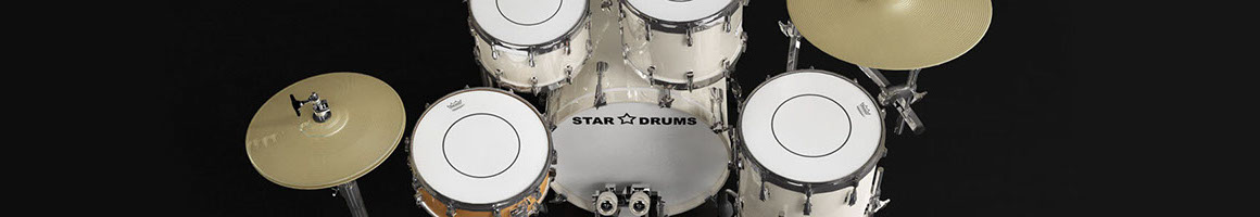 AcousticSamples StarDrums