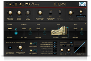 VI Labs True Keys : Italian Grand